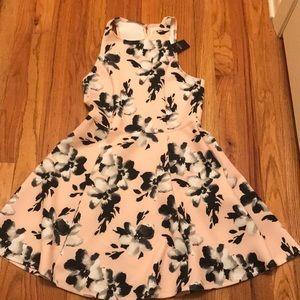 Hollister floral print dress